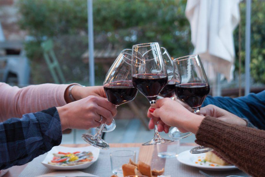 Tast de vins amb maridatge de música en vinil